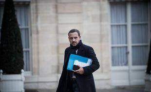 Le secrétaire d'Etat à la protection de l'enfance, Adrien Taquet, a été nommé en janvier 2019.