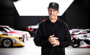 Ken Block, nouvel ambassadeur Audi