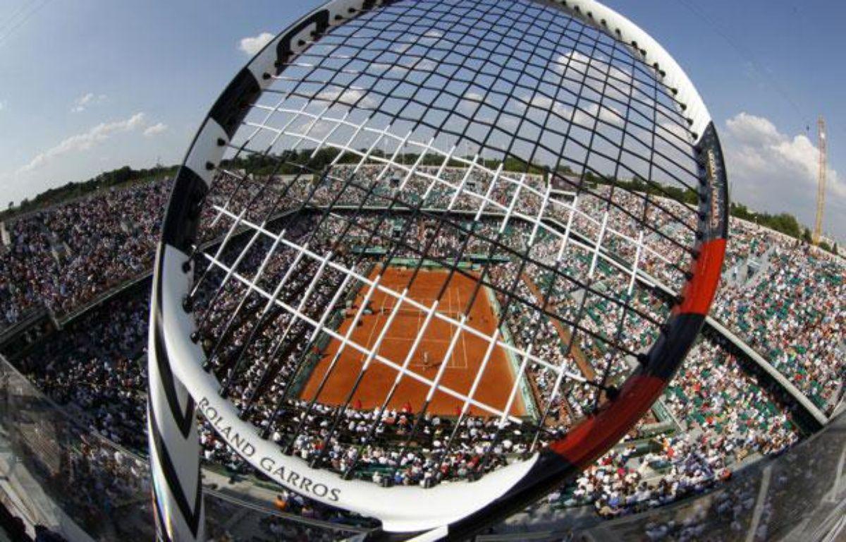 Le court Philippe-Chatrier de Roland-Garros, le 29 mai 2012. – REUTERS/Benoit Tessier