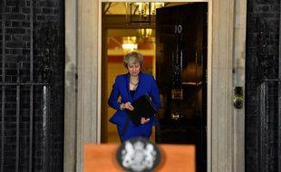Theresa May a proposé la tenue d'un 3e vote sur son accord de Brexit d'ici le 20 mars.