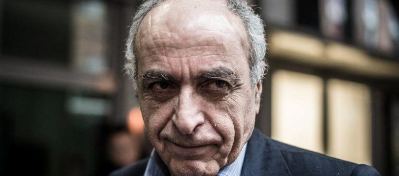 Ziad Takieddine, homme d'affaires libanais, le 17 novembre 2016.