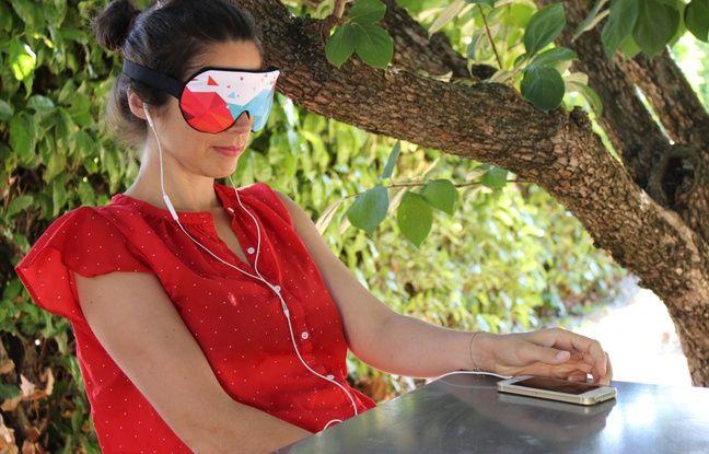 Le masque Hypnos peut être utilisé en toutes circonstances, pendant quelques minutes ou dizaines de minutes.