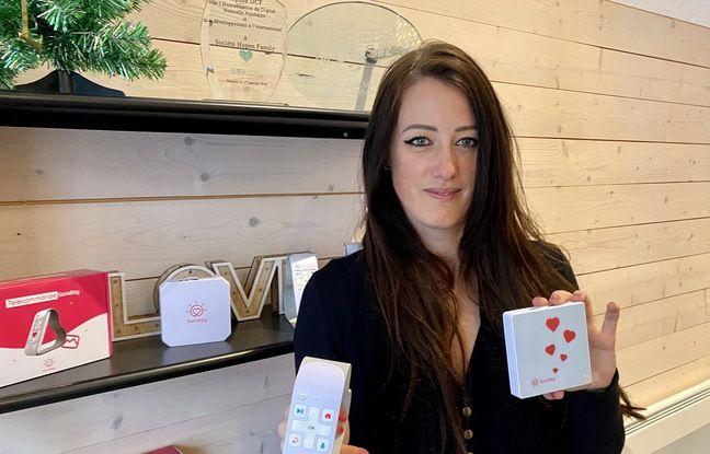 Nelly Meunier, présidente-fondatrice de la start-up Sunday