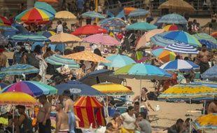 Les plages américaines sont prises d'assaut.