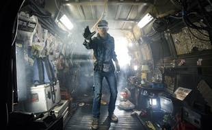Illustration «Ready Player One» de Steven Spielberg.