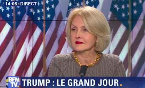 Investiture de Trump: BFMTV vire une invitée de son plateau..