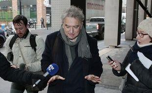 Michel Crépu, l'ex-directeur de La Revue des Deux Mondes.