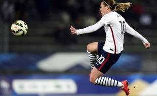 """La Rennaise Camille Abily jouera """"à domicile"""" le 3 juin."""