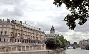L'ancien siège de la police judiciaire de Paris, quai des Orfèvres