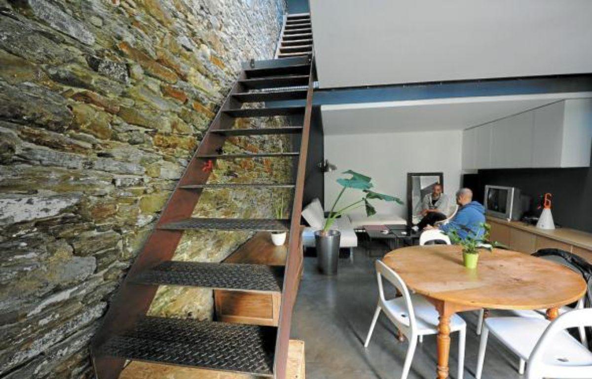 Morgan Delahousse, architecte d'intérieur, fera visiter sa propre maison. –  F. Elsner / 20 Minutes