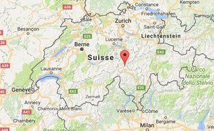 Un accident de train en Suisse a fait au moins 27 blessés.