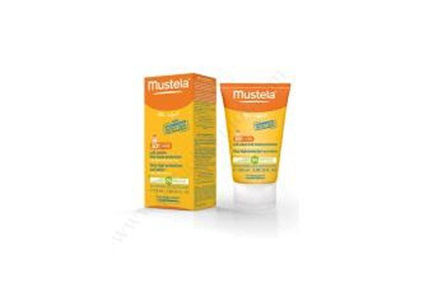 Crème solaire pour bébé Mustela