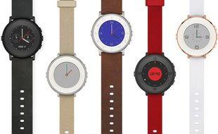 Time Round, la nouvelle montre connectée de Pebble