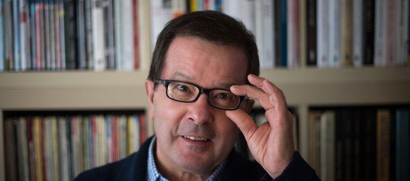 René Martin, incontournable directeur artistique de la Folle Journée de Nantes.