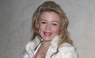 """Casey Johnson, lors de la soirée de lancement de la saison 6 de la série """"The L Word"""", à Hollywood, le 1er février 2009."""