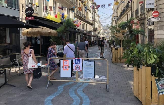 Nantes: Le port du masque devient obligatoire dans certaines rues à partir de vendredi