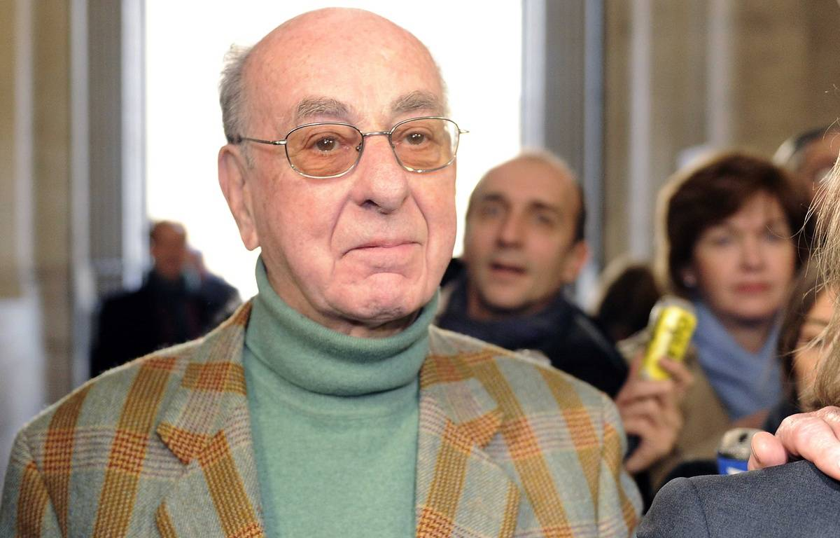 Le vicomte Amaury d'Harcourt au tribunal de Montpellier, le 10 janvier 2010. –  DAMOURETTE/SIPA