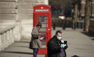 Coronavirus à Londres