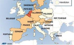 En Europe, seuls les Pays-Bas et la Belgique ont formellement légalisé l'euthanasie, sous de strictes conditions. Le Luxembourg a adopté le 20 février une loi dans le même sens qui devrait passer en deuxième lecture avant l'été.