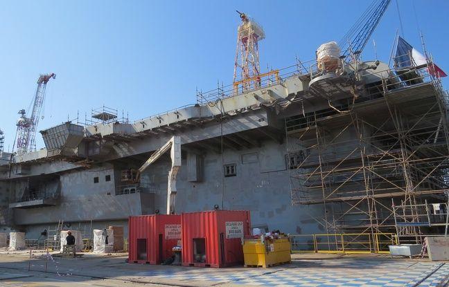 Le chantier du Charles-de-Gaulle va durer 18 mois