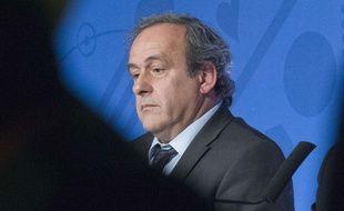 Michel Platini a été suspendu pour huit ans.