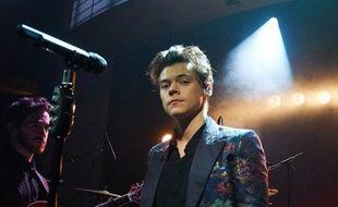 Le chanteur Harry Styles