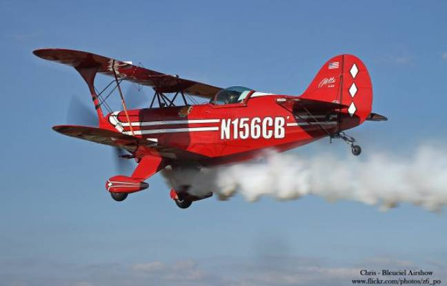 Un avion Pitts