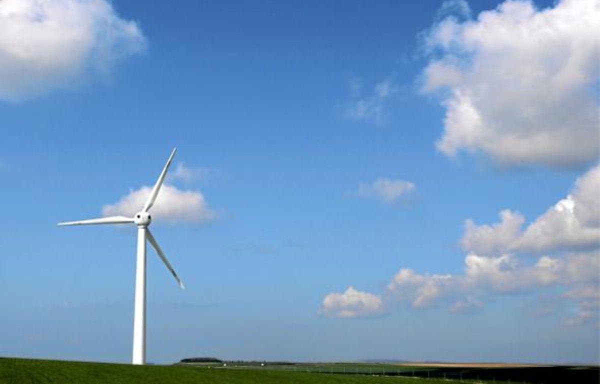Une éolienne. –  M.Libert / 20 Minutes