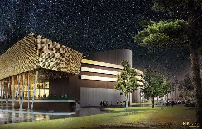La salle de spectacles Mirage Expérience est prévue pour fin 2019 à Mis sur le Bassin d'Arcachon.