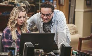 Kaley Cuoco et Johnny Galecki, les Xennials de «The Big Bang Theory».