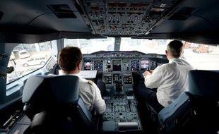 Les compagnies aériennes allemandes ont décidé d'adopter la règle des deux personnes en permanence dans le cockpit de leurs avions
