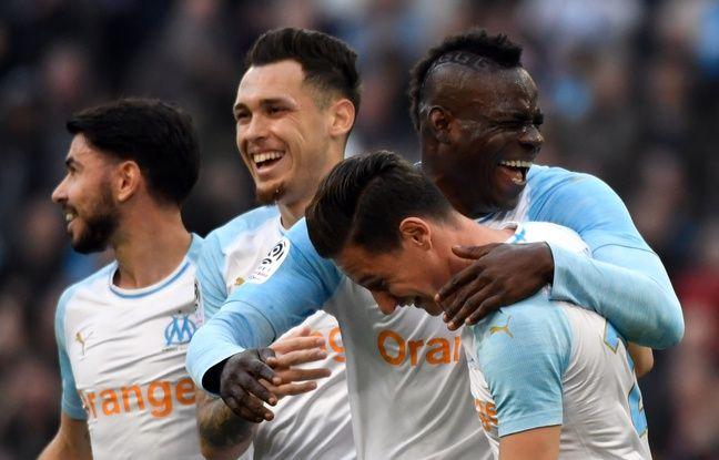 OM: Marseille va mieux mais Florian Thauvin fait le boiteux... Il explique sa célébration improbable