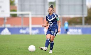 Eve Périsset, la défenseure des Girondins de Bordeaux.
