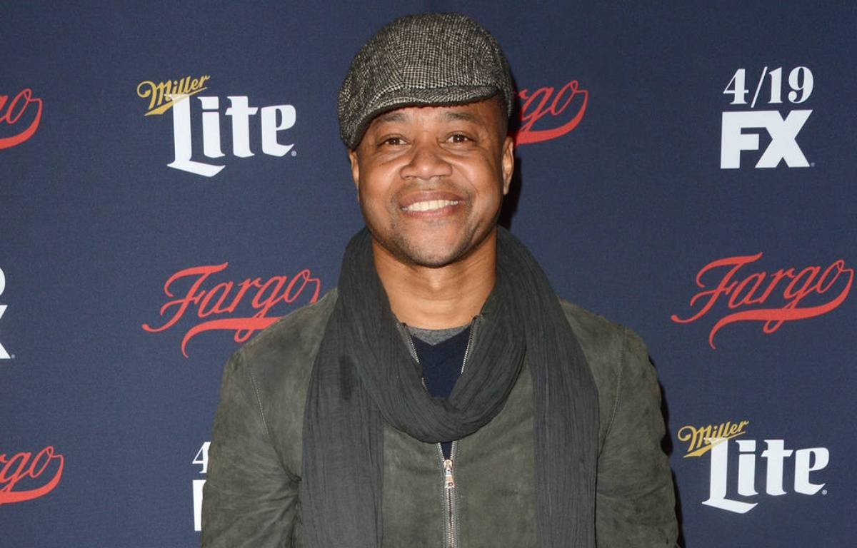 L'acteur Cuba Gooding Jr. à New York – WENN