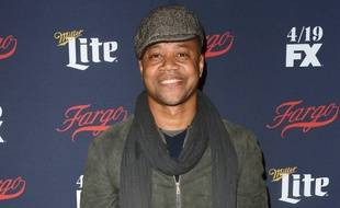 L'acteur Cuba Gooding Jr. à New York