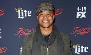 L'acteur Cuba Gooding Jr. à New York