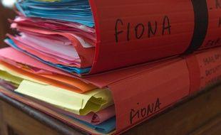 Illustration du procès de Fiona.