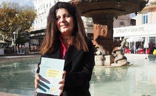 Guillene Ribière a elle-même créé une start up