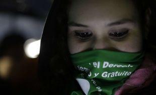 Le rejet du projet delégalisation de l'avortement a déclenché un vaste mouvement de contestation en Argentine.