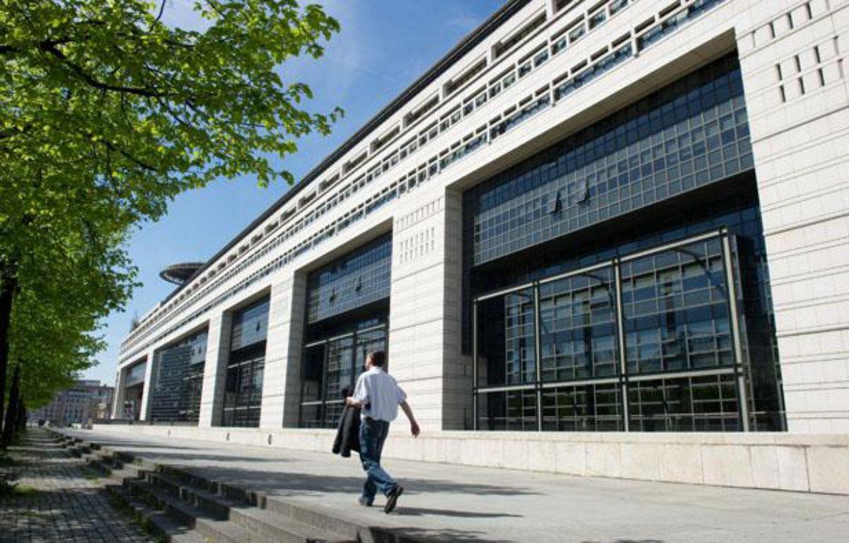 Le ministère de l'économie, des finances et du commerce extérieur rue de Bercy dans le 12e arrondissement à Paris. – A. GELEBART / 20 MINUTES