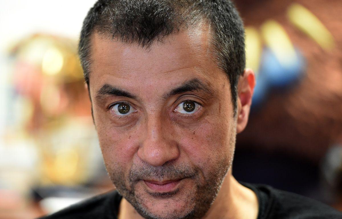 Mourad Boudjellal le 1er décembre 2015 à Toulon – BORIS HORVAT / AFP