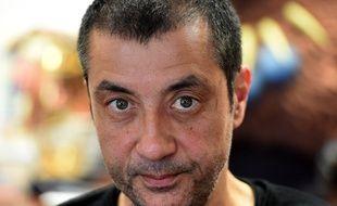 Mourad Boudjellal le 1er décembre 2015 à Toulon