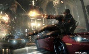 """""""Watch Dogs"""", une nouvelle franchise de jeu vidéo d'Ubisoft"""