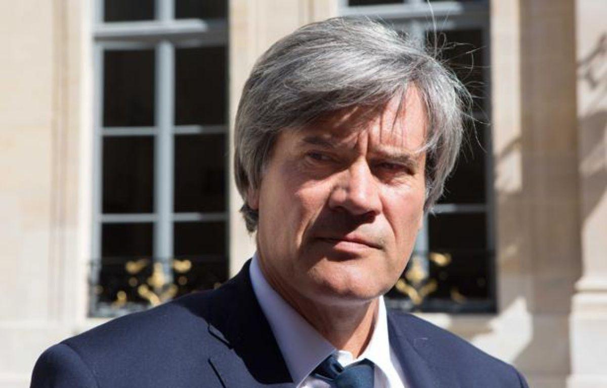 Stéphane Le Foll, ministre de l'Agriculture – REVELLI-BEAUMONT/SIPA