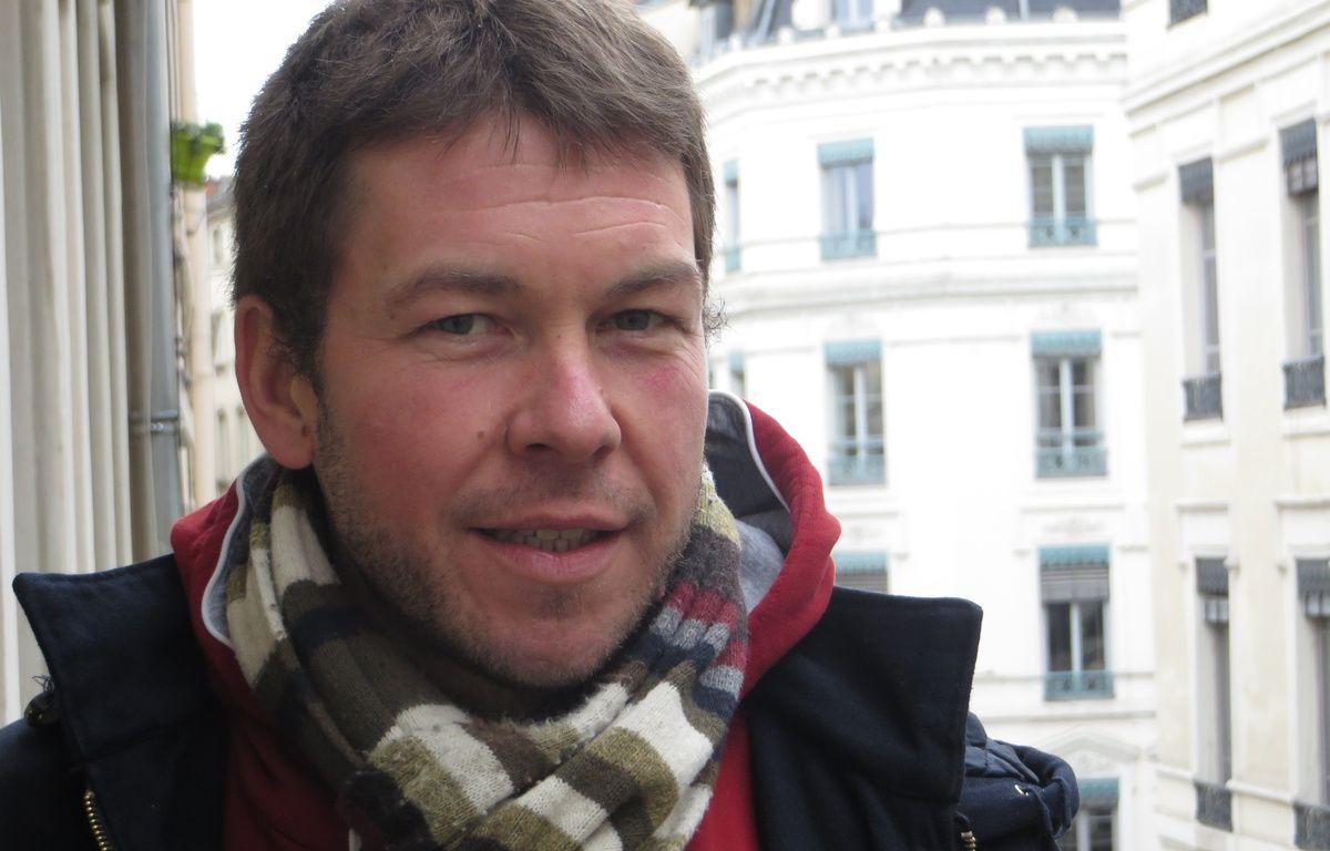 Joseph Van Coillie, professeur d'Allemand dans un établissement privé à Lyon.  – C. Girardon / 20 Minutes