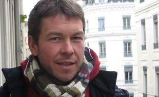 Joseph Van Coillie, professeur d'Allemand dans un établissement privé à Lyon.