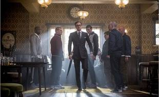Colin Firth dans Kingsman: services secrets