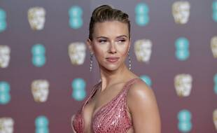 L'interprète de Black Widow, l'actrice Scarlett Johansson