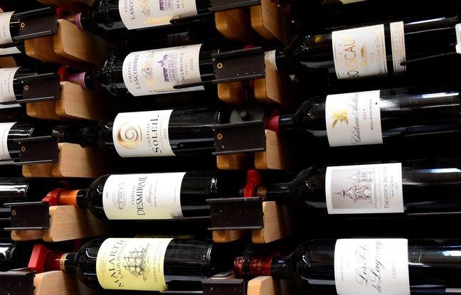 648x415 bouteilles vin vente illustration
