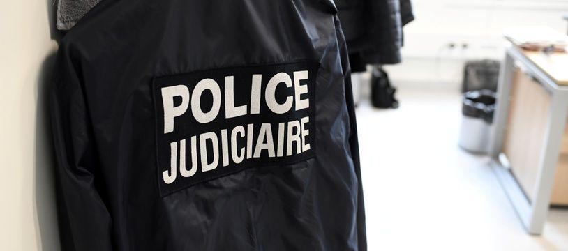 Illustration police judiciaire.